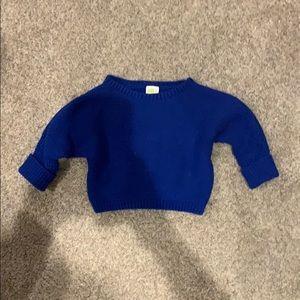 Crazy 8 toddler girl sweater